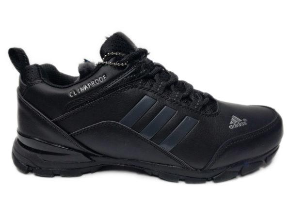 Зимние Adidas Climaproof Traxion Low черные