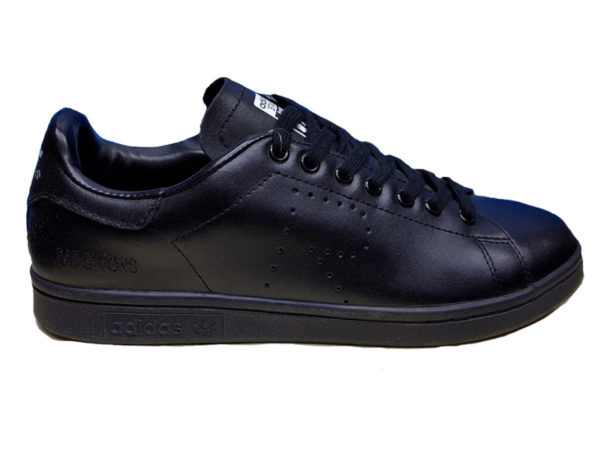 Adidas Stan Smith Leather черные