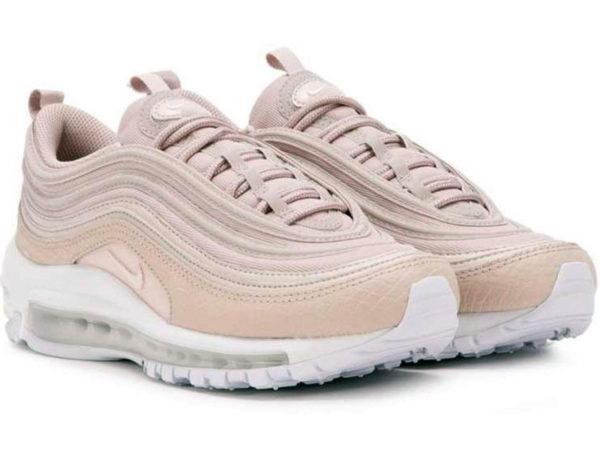 Nike Air Max 97 Premium розовые