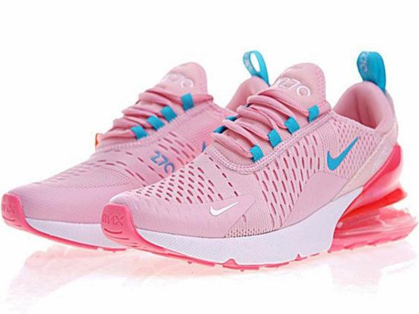 Nike Air Max 270 розовые