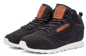 Reebok Classic High With Fur Black (40-45)
