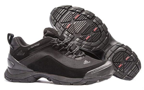 Adidas Terrex Climaproof Black черные 40-45