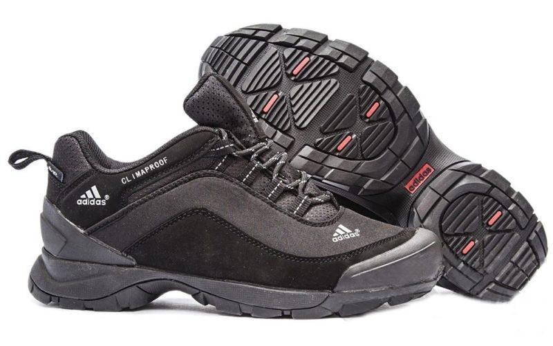 Adidas Terrex Climaproof Black черно-белые 40-45