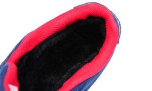 Зимние Nike Air Max 90 VT с мехом синие (36-44)