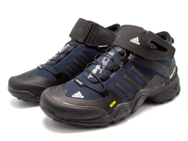 Adidas Terrex Soft Shell синие