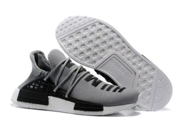 Кроссовки Adidas NMD Human Race серые