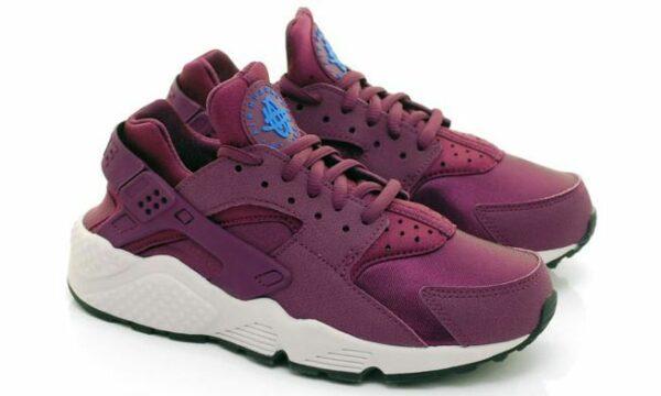 Nike Air Huarache Пурпурные (35-44)