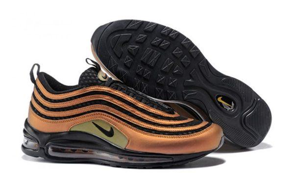 Nike Air Max 97 Медь / Черный (40-44)
