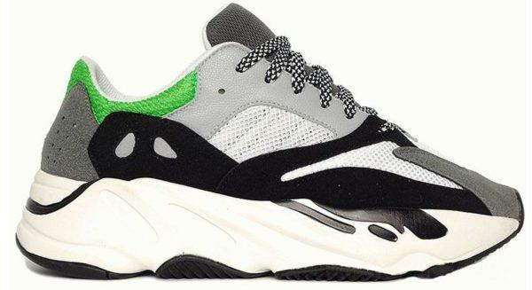 Adidas Yeezy Boost 700 Grey Green серые (35-44)