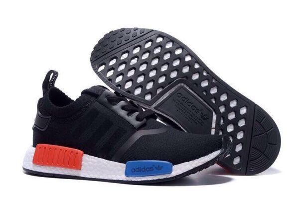 Adidas NMD черные Runner (40-45)