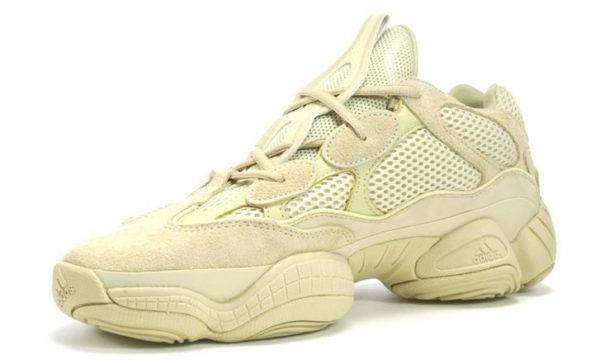 Adidas Yeezy Boost 500 beige бежевые (35-44)