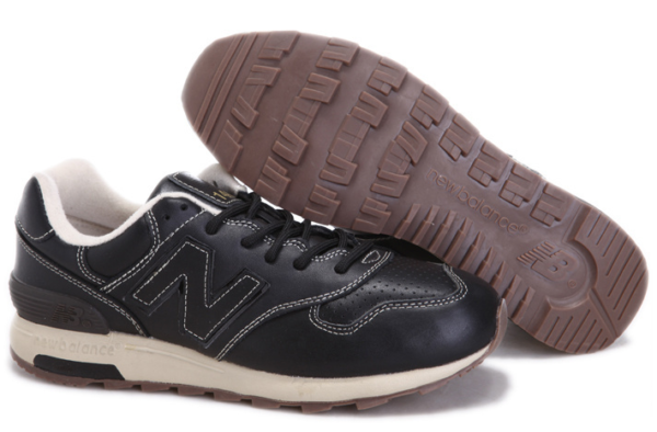 Кроссовки New Balance 1400 кожаные черные (40-46)
