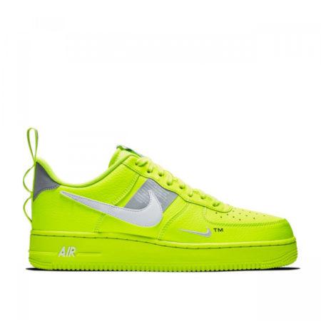 Кроссовки Nike Air Force салатовые (35-44)