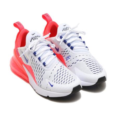Nike Air Max 270 бело-красные (35-39)
