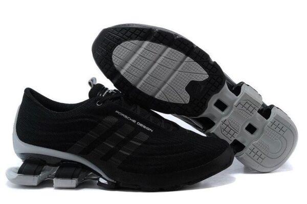 Adidas Porsche Design P5000 S4 черные с серым (39-44)