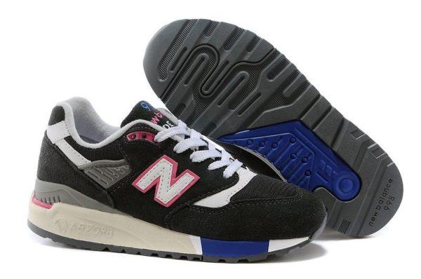New Balance 998 черные (35-38)