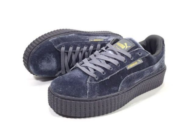 "Puma by Rihanna Creeper ""Velvet"" (Grey) 36-39"