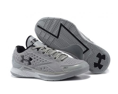 Under Armour Stephen Curry 1 Low серые (40-44)