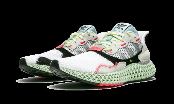 Зеленые кроссовки Adidas