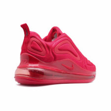 Nike Air Max 720 красные женские (35-39)