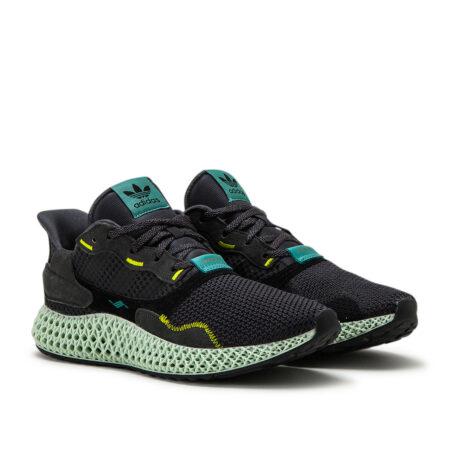 Зеленые мужские кроссовки